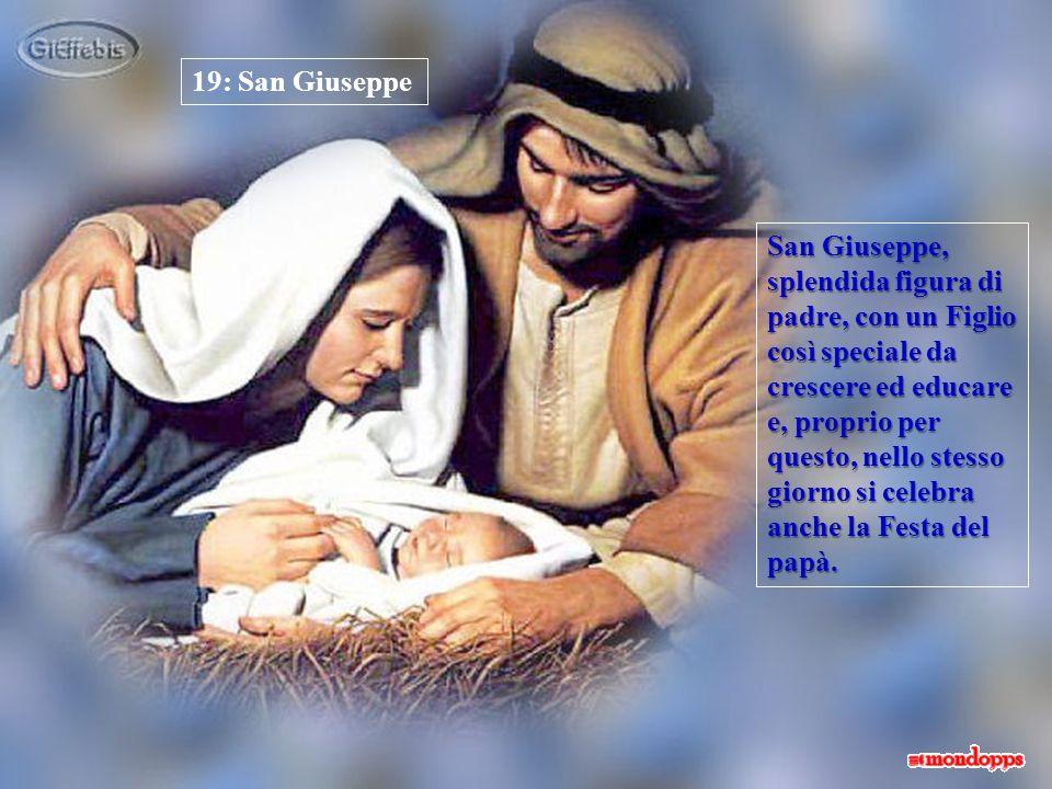 19: San Giuseppe
