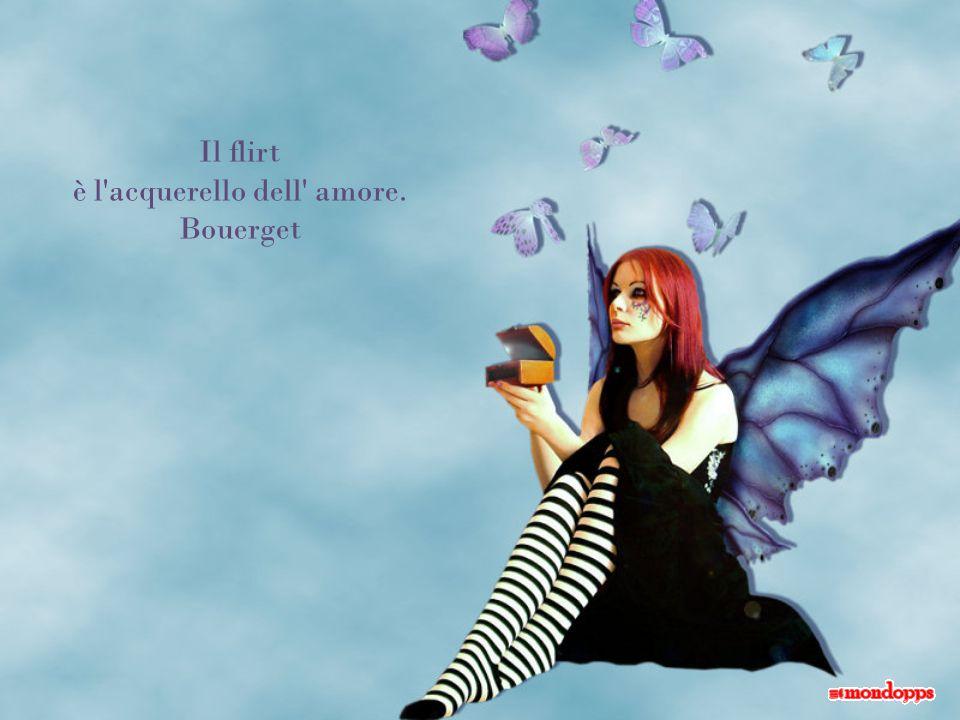 è l acquerello dell amore. Bouerget