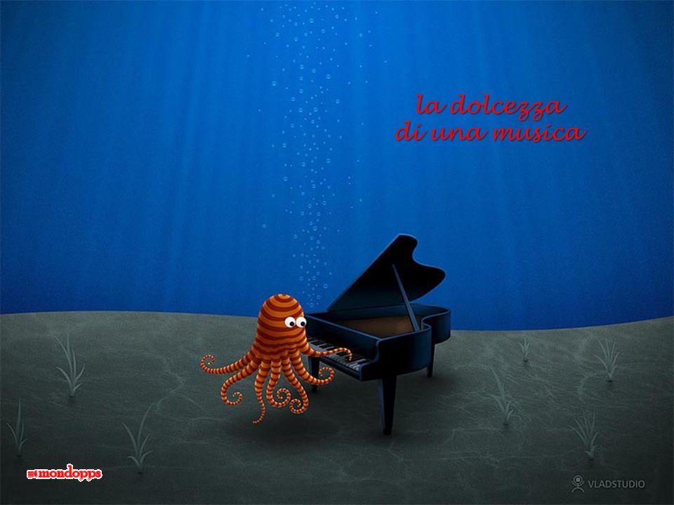 la dolcezza di una musica