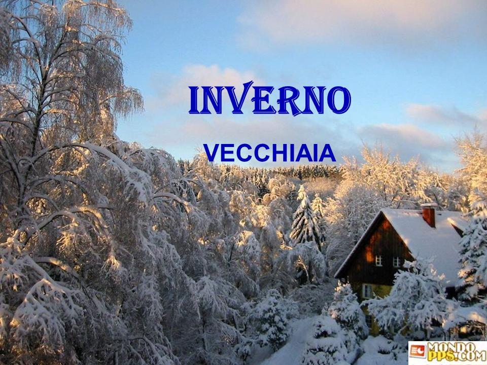 INVERNO VECCHIAIA