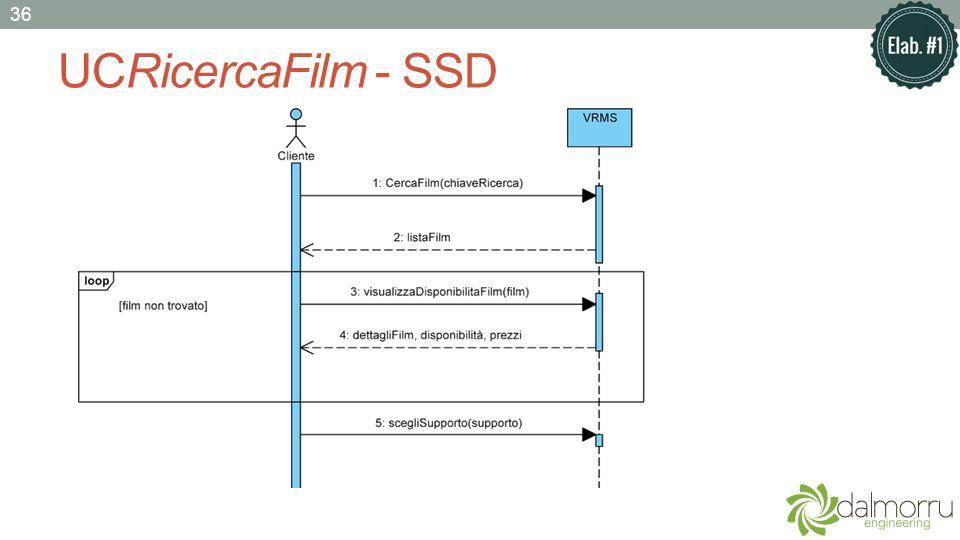 UCRicercaFilm - SSD