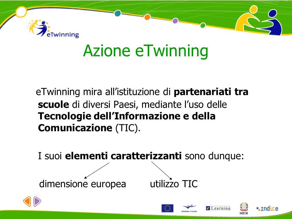 Azione eTwinning