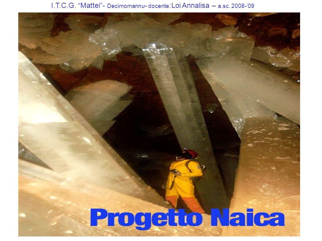 I.T.C.G. Mattei - Decimomannu- docente:Loi Annalisa – a.sc. 2008-'09