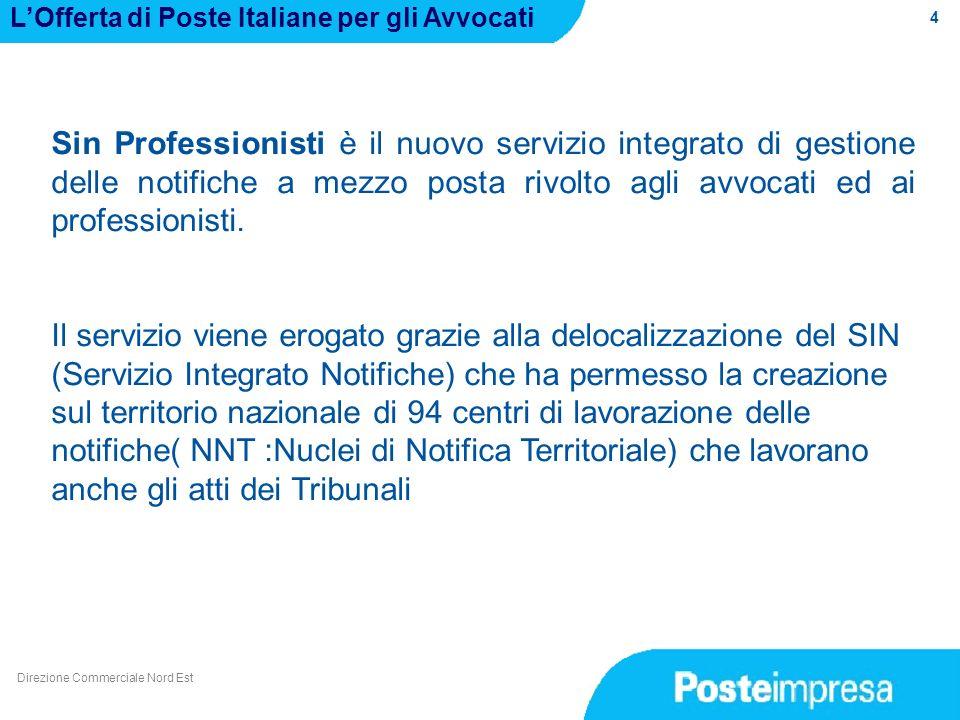 L'Offerta di Poste Italiane per gli Avvocati