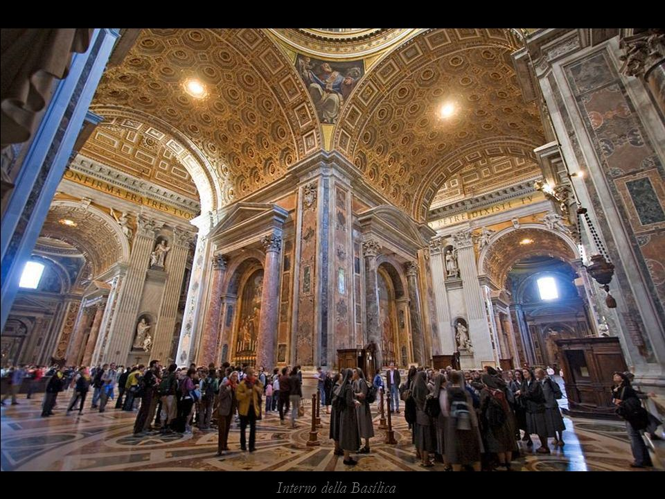 Interno della Basílica