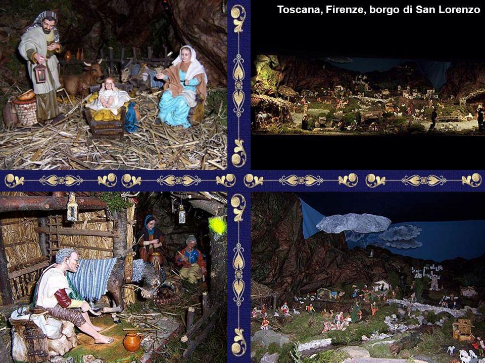 Toscana, Firenze, borgo di San Lorenzo