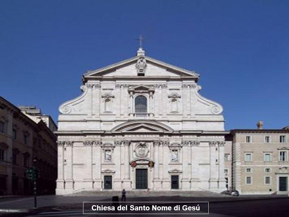 Chiesa del Santo Nome di Gesú