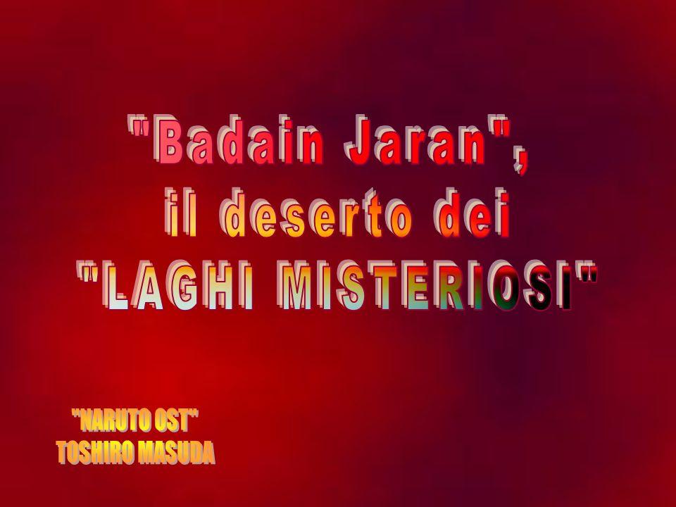 Badain Jaran , il deserto dei LAGHI MISTERIOSI