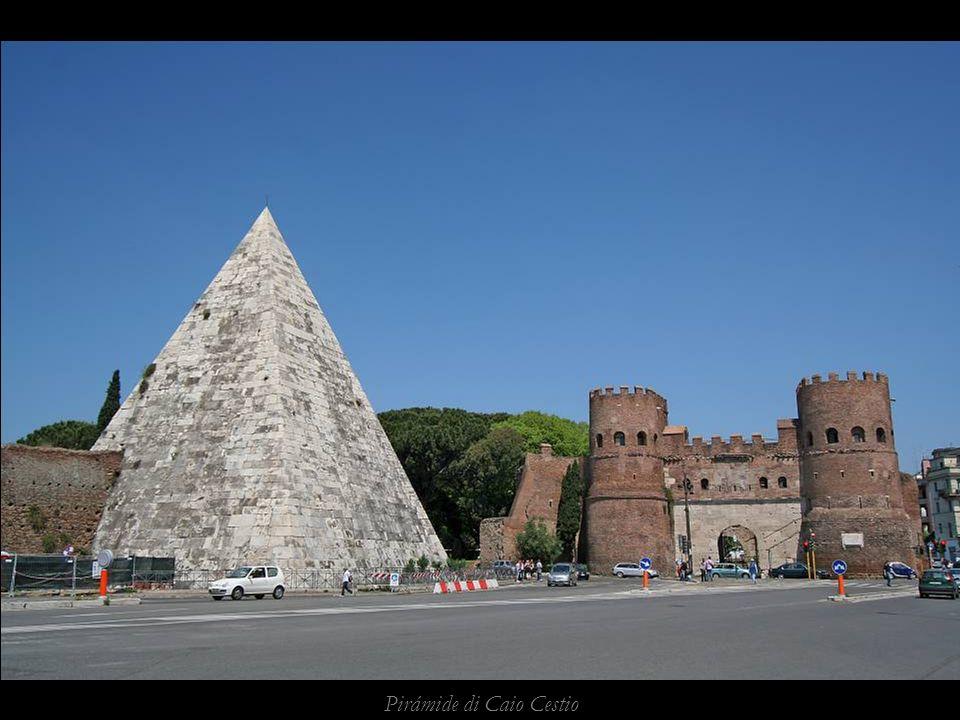 Pirámide di Caio Cestio