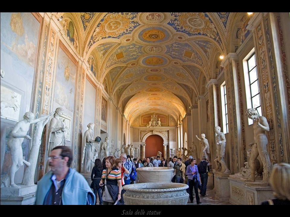 Sala delle statue