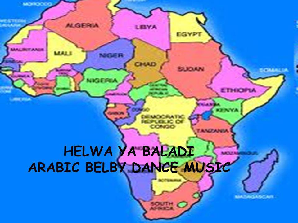 ARABIC BELBY DANCE MUSIC