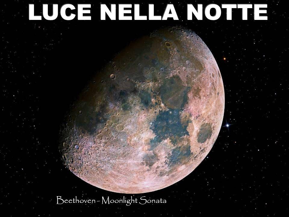 LUCE NELLA NOTTE Beethoven - Moonlight Sonata