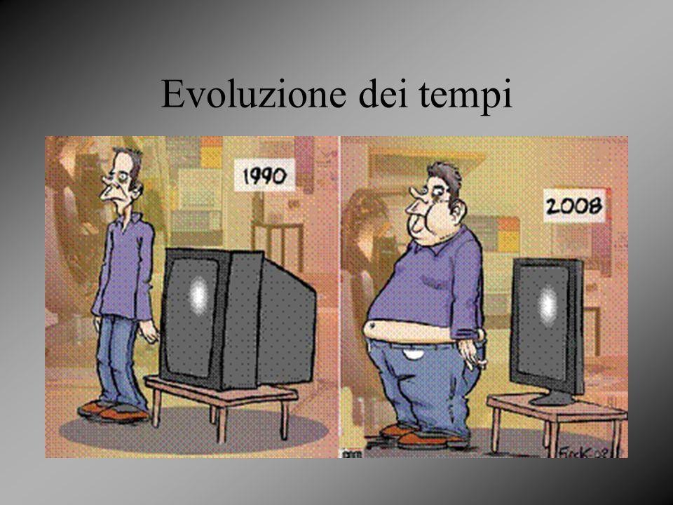 Evoluzione dei tempi