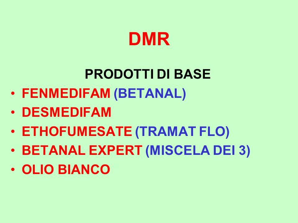 DMR PRODOTTI DI BASE FENMEDIFAM (BETANAL) DESMEDIFAM