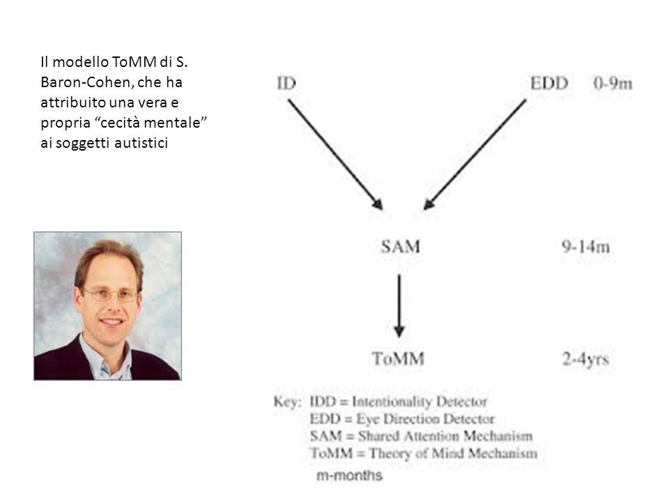 Il modello ToMM di S.