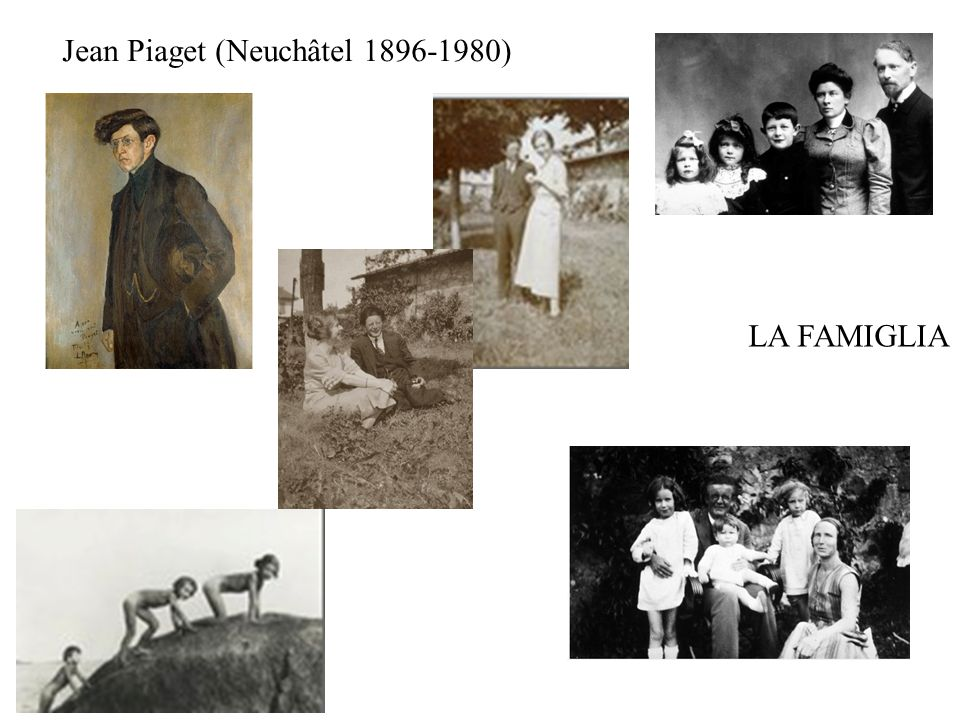 Jean Piaget (Neuchâtel 1896-1980)
