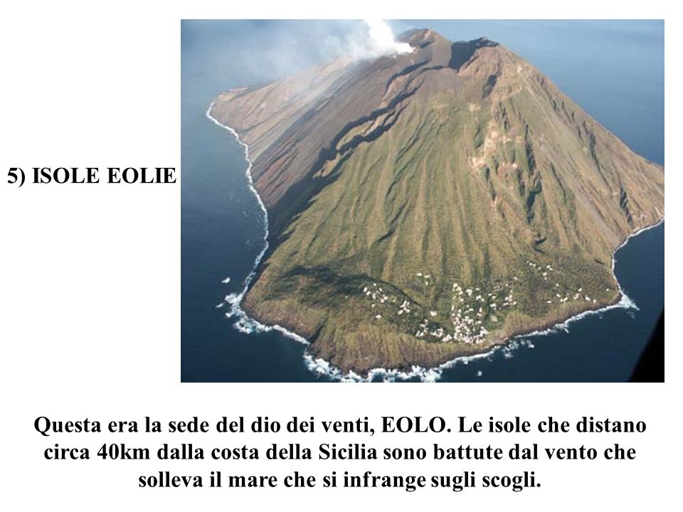 5) ISOLE EOLIE