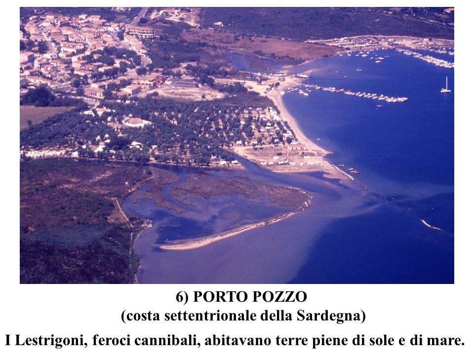 (costa settentrionale della Sardegna)