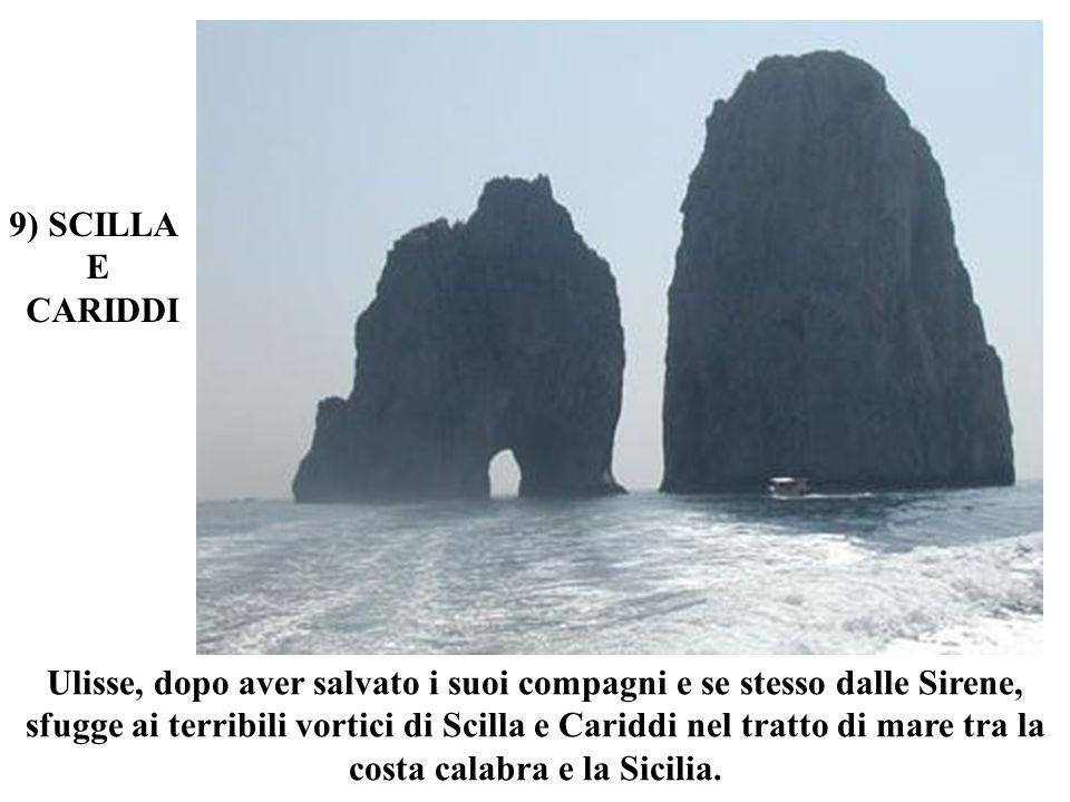 9) SCILLA E. CARIDDI.
