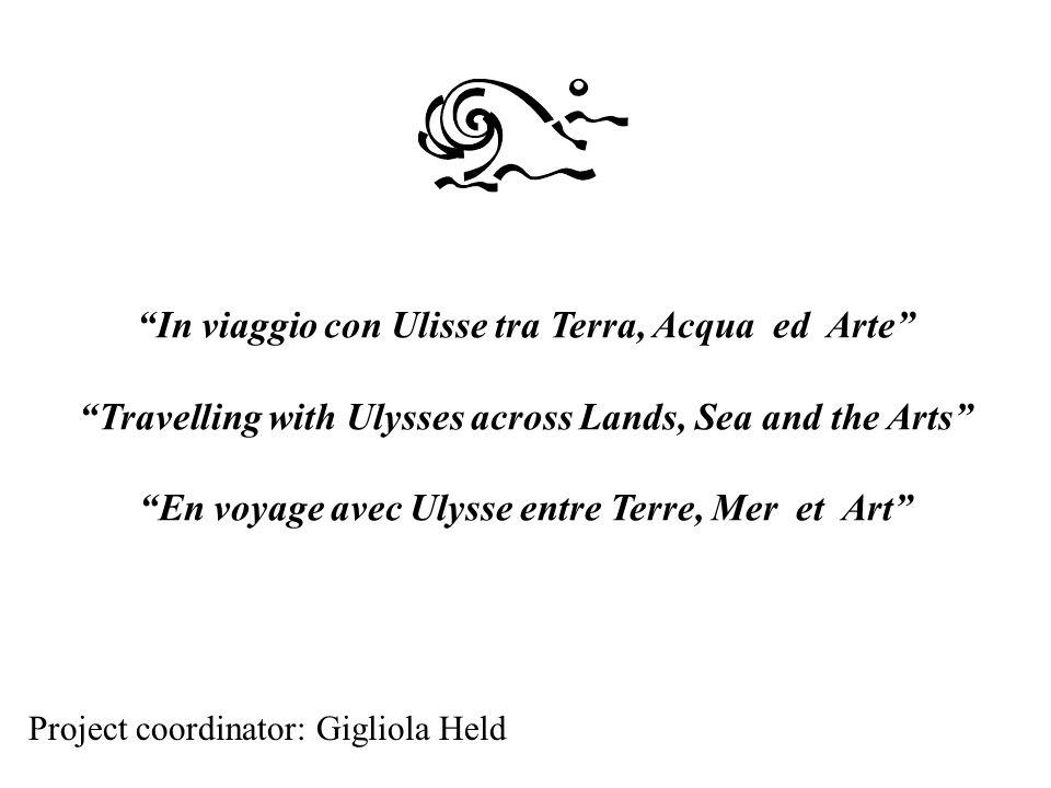 In viaggio con Ulisse tra Terra, Acqua ed Arte