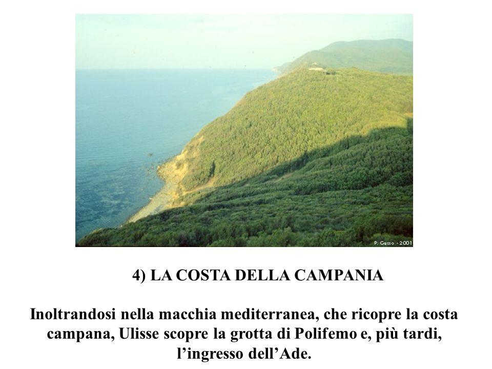 4) LA COSTA DELLA CAMPANIA