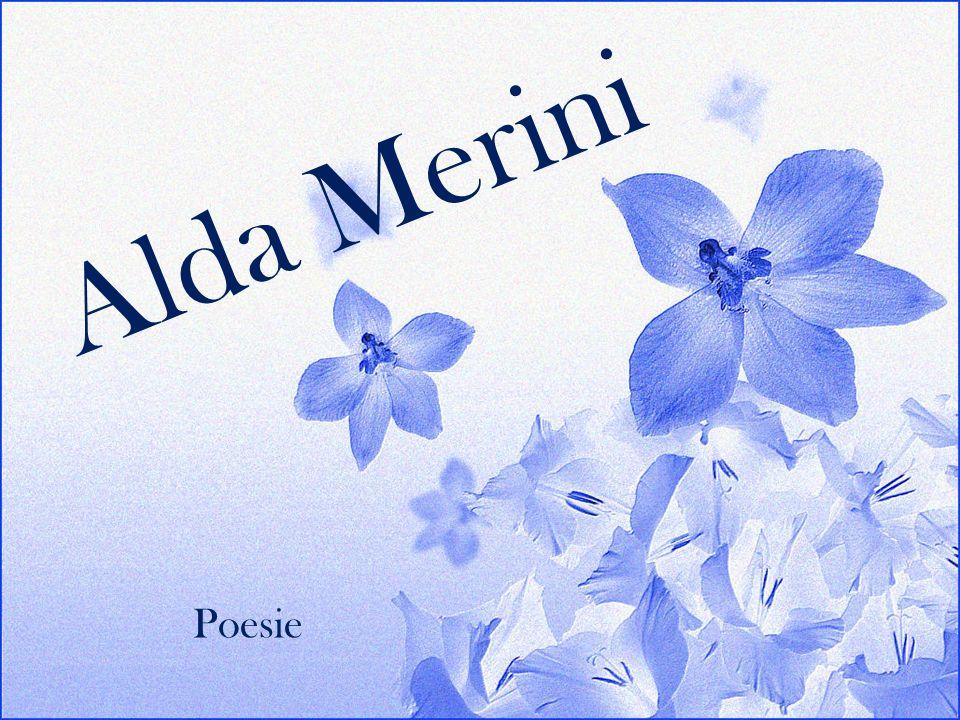 Alda Merini Poesie