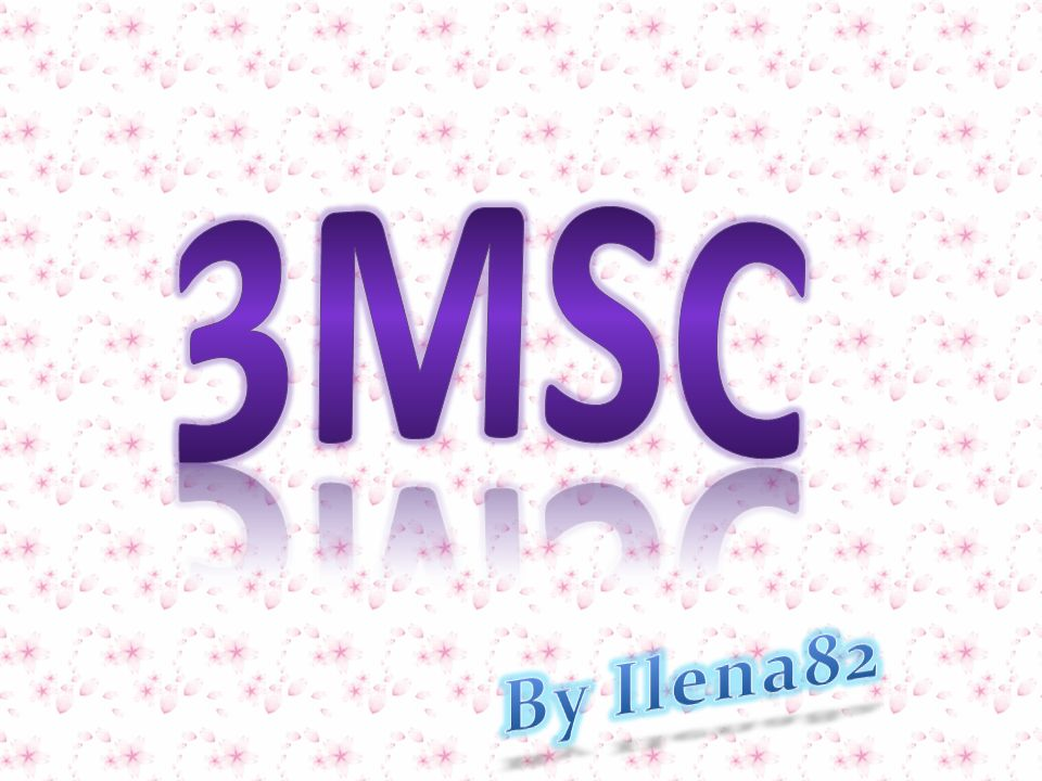 3MSC By Ilena82