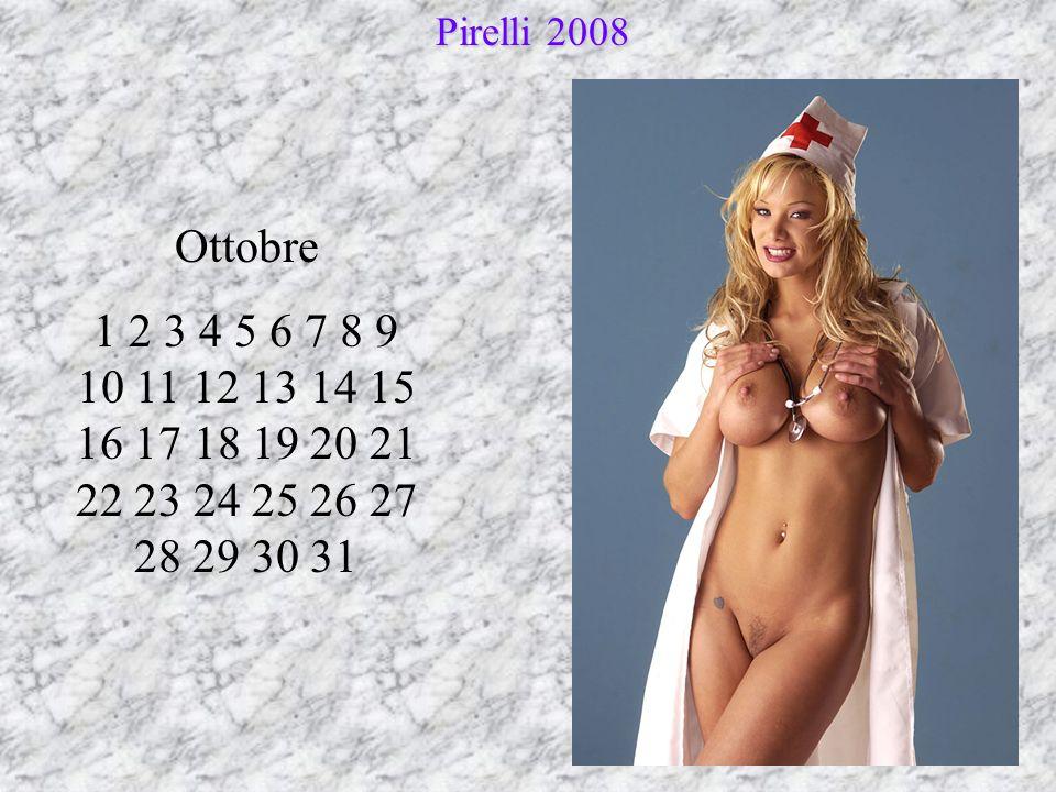 Pirelli 2008 Ottobre.
