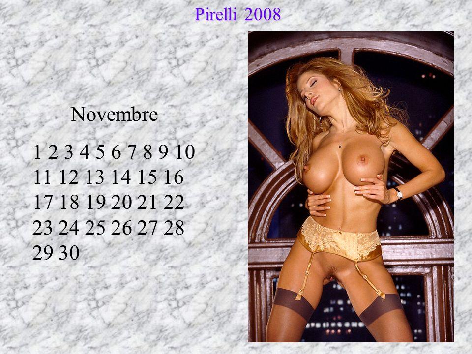 Pirelli 2008 Novembre.