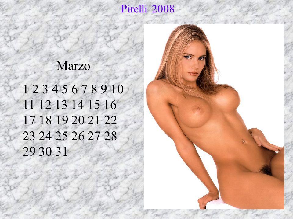 Pirelli 2008 Marzo.