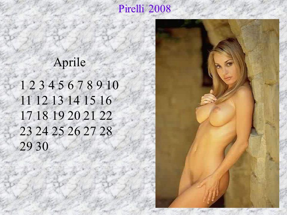 Pirelli 2008 Aprile.