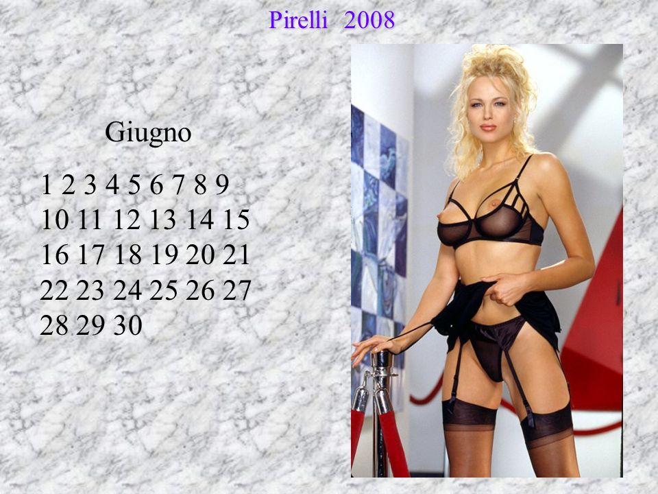 Pirelli 2008 Giugno.
