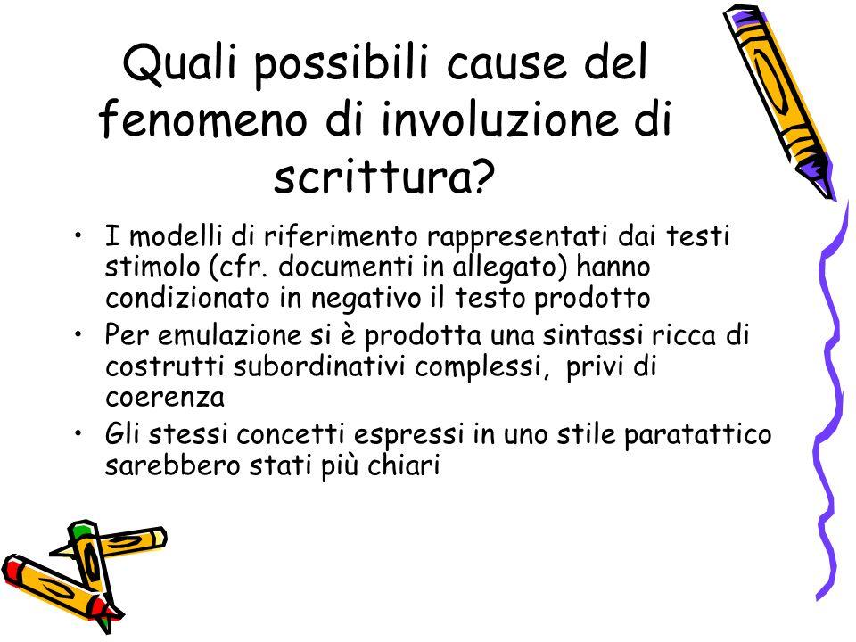 Estremamente Interlingua e analisi degli errori Esempi Italiano L1 - ppt scaricare SP43