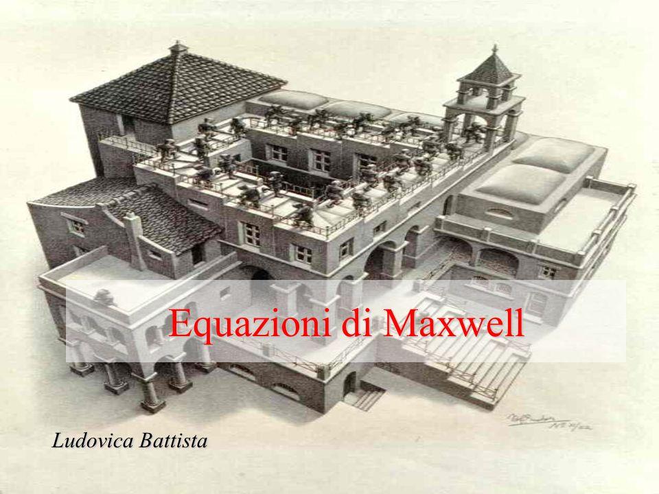 Equazioni di Maxwell Ludovica Battista