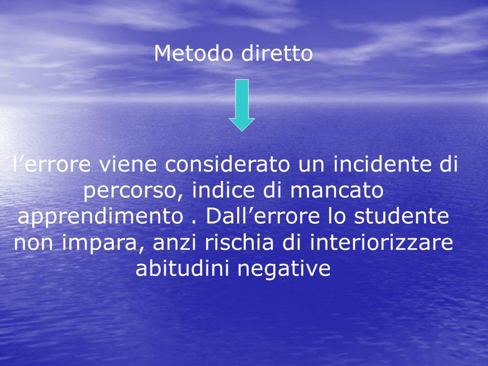 Metodo diretto