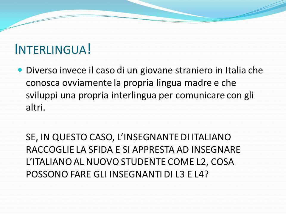 Interlingua!