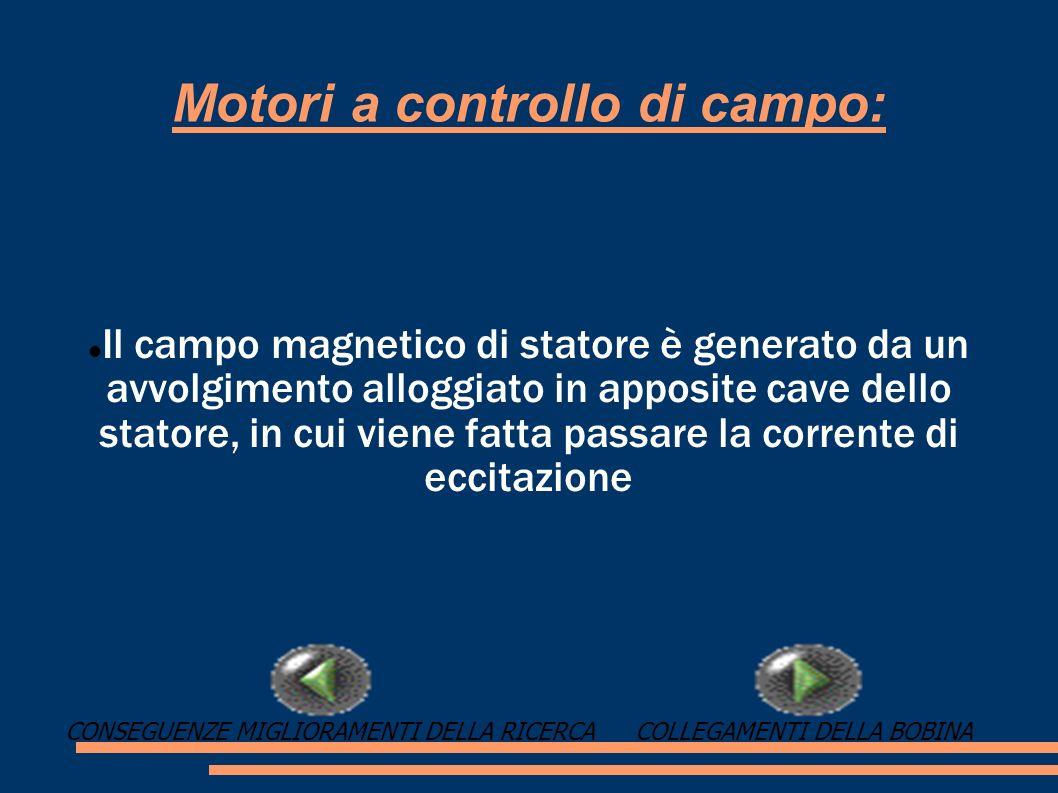 Motori a controllo di campo: