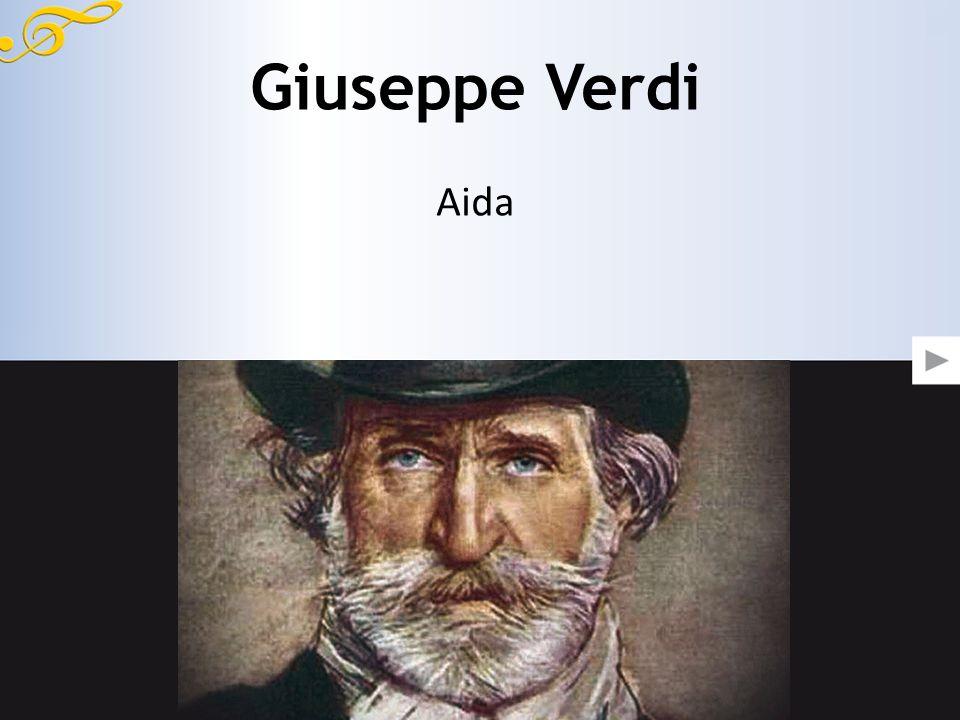 Giuseppe Verdi Aida. 800x455 (da 800 a 900 di base va bene) ridimensionare l'immagine.
