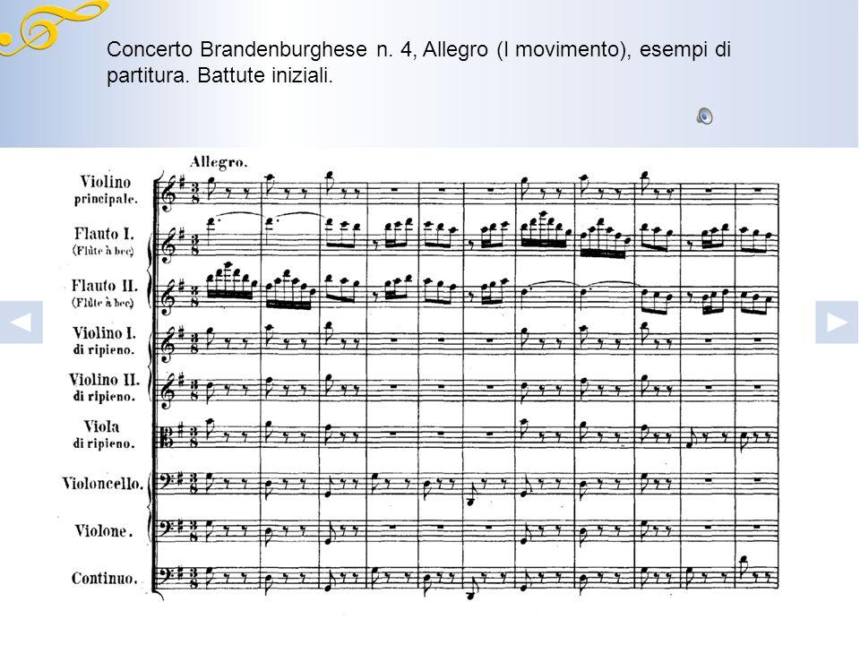 Concerto Brandenburghese n