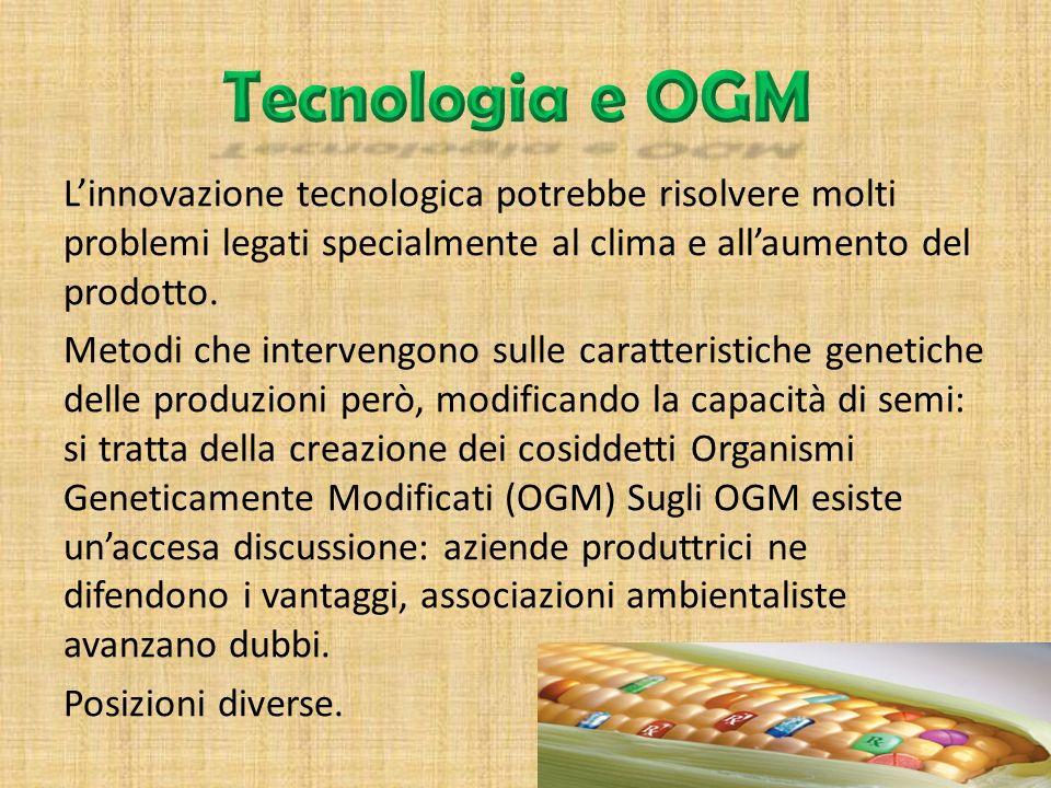 Tecnologia e OGM