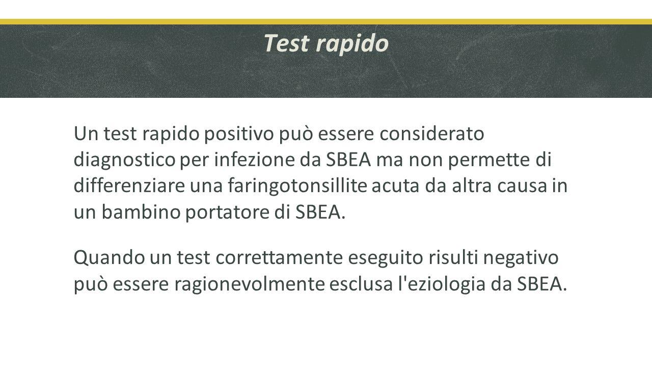 Test rapido