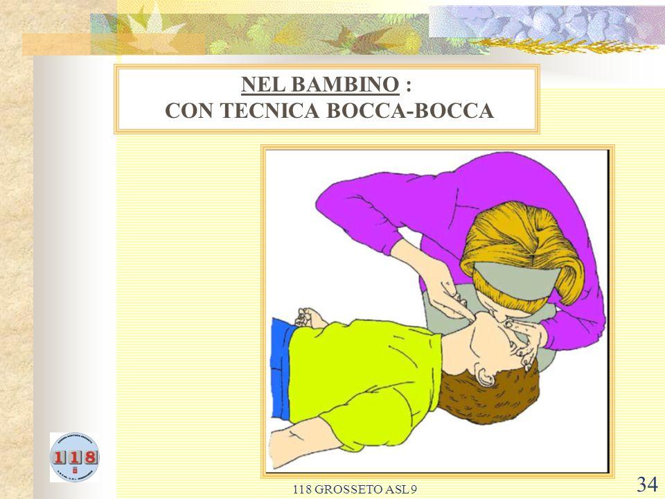 CON TECNICA BOCCA-BOCCA