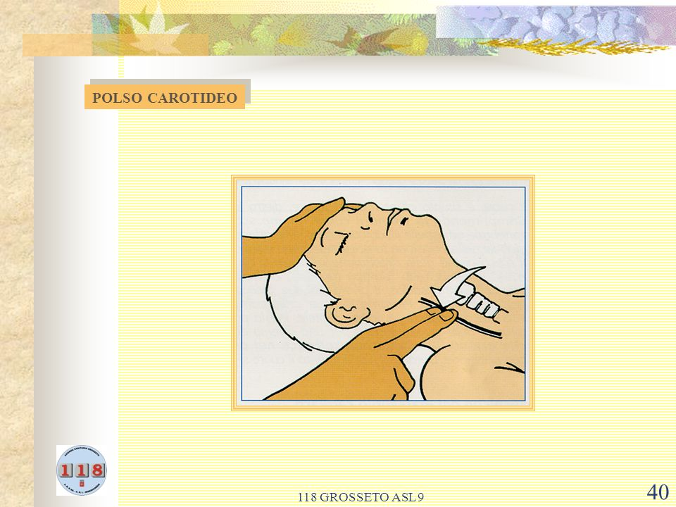 POLSO CAROTIDEO 118 GROSSETO ASL 9