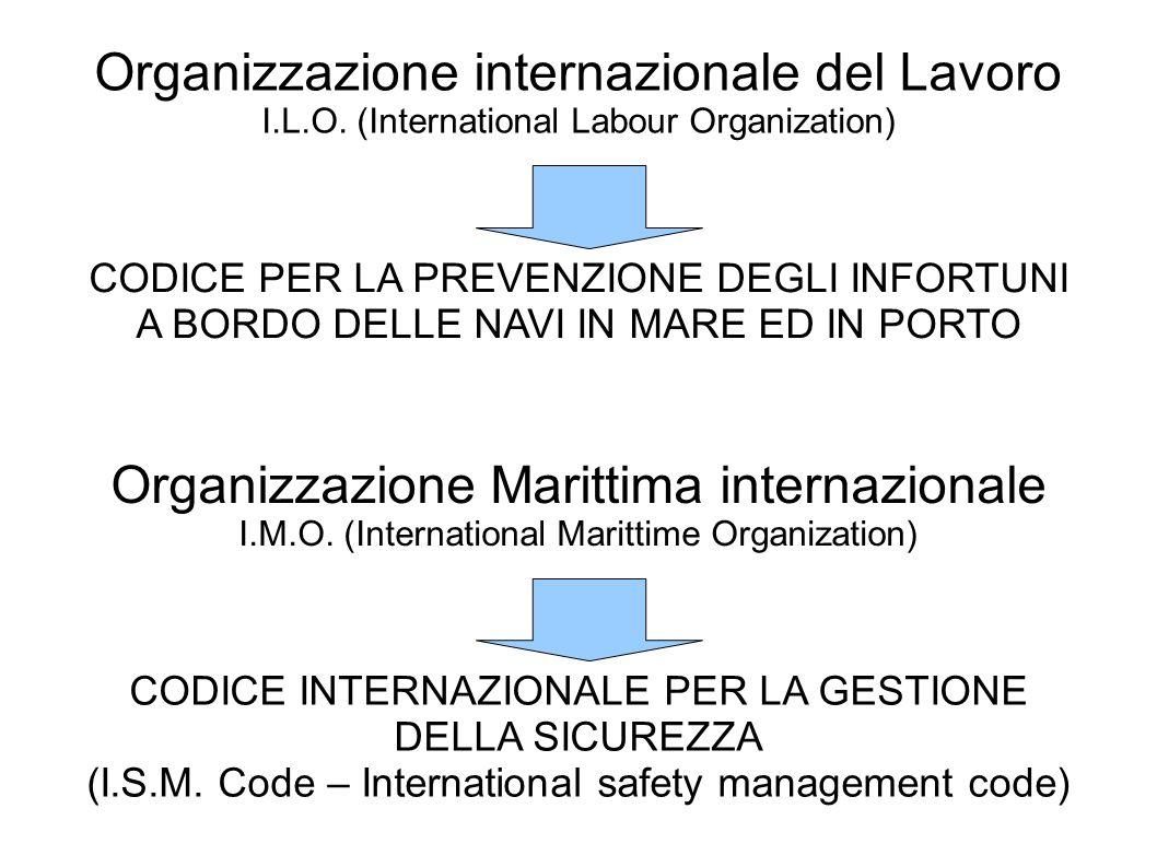 Organizzazione internazionale del Lavoro
