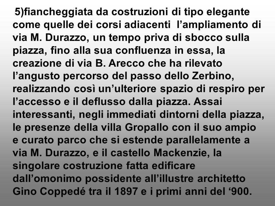 Gino Coppedé tra il 1897 e i primi anni del '900.