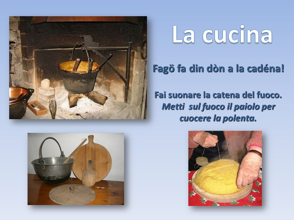 La cucina Fagö fa din dòn a la cadéna!