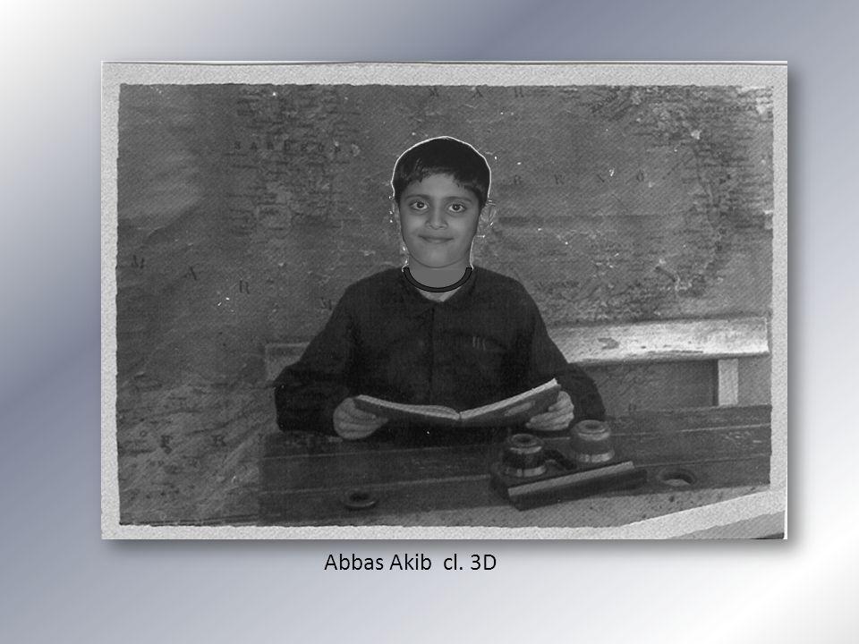 Abbas Akib cl. 3D