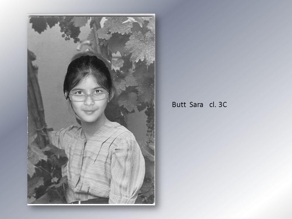 Butt Sara cl. 3C