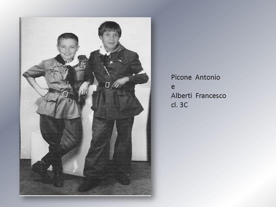 Picone Antonio e Alberti Francesco cl. 3C