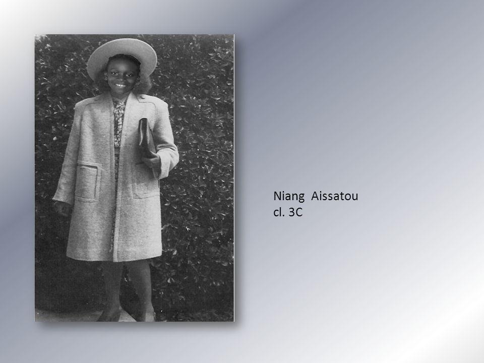 Niang Aissatou cl. 3C
